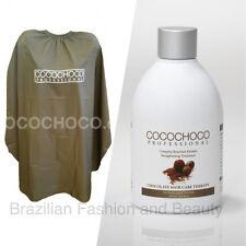 COCOCHOCO BRAZILIAN KERATIN TREATMENT BLOW DRY HAIR STRAIGHTENING 250ml +SHAMPOO