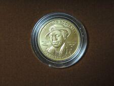 2014 W  Eleanor Roosevelt Gold Spouse $10 Coin  Mint Box COA
