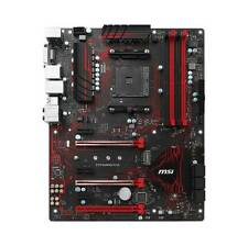 MSI X370 GAMING PLUS Socket AM4/ AMD X370/ DDR4/ 3-Way CrossFireX & 2-Way SLI/