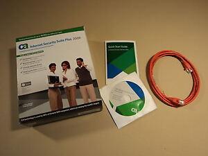 CA Internet Security Suite Plus 2009 10 User #091808