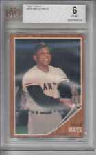1962 Topps #300 Willie Mays Giants EX Z11455 - BVG Ex (5)