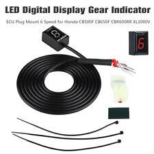 Gear Indicator Red LED for Honda CBR400R CBR600RR XL1000V CB650F VFR800X VT750C