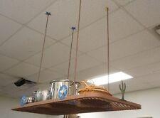 Hand Made Hanging Pot Rack