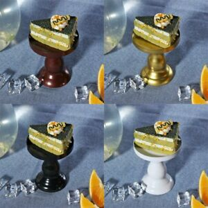8cm Round Cake Stand Tray Home Wedding Party Cupcake Display Holder  P