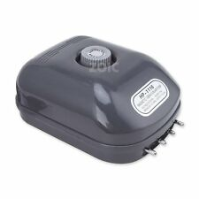 4x2.5L/min Air Pump Aquarium Water Pump Fish Tank 4 Outlet Aus Standard Plug