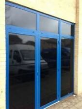 """60"""" X 10 Ft Roll Blackout Film Privacy For Office,Bath,Glass Doors,Storefronts"""