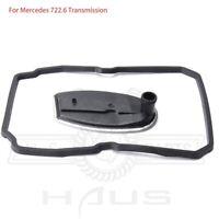 Transmission Filter /& Gasket Kit Mercedes-Benz W140 W124 W126 W201 W202 W210