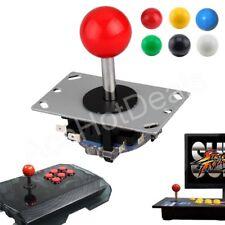 Arcade joystick DIY Joystick Red Ball 8 Way Joystick Fighting Stick Parts