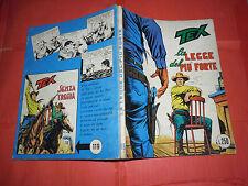 TEX GIGANTE da lire 250 in copertina N°118 c-ORIGINALE 1 edizione AUDACE BONELLI