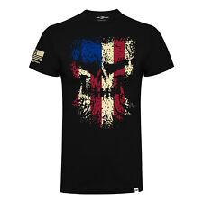 Official Diesel Power Gear Grunge Skull DieselSellerz T-Shirt