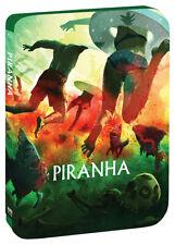 Piranha Limited Edition Blu-ray Steelbook (2019)
