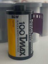 Kodak T-Max 100 B&W Film 35mm-36 Exp Generic Packaging x10 Rolls
