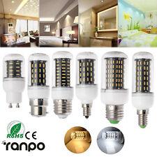 LED Corn Light Bulb B22 E12 E14 E27 G9 GU10 AC 220V 110V SMD 12W Ultra Bright SS
