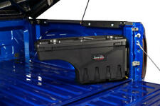 UnderCover Black In-Bed Swing Case For 2005-2020 Toyota Tacoma - Passengers Side