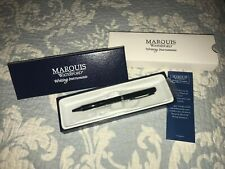 Marquis By Waterford Writing Instruments Black Arcadia II BP