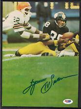 Lynn Swann Signed 8x11 Magazine Photo-PSA/DNA COA Football Pittsburgh Steelers