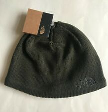 NWT Mens The North Face Recycled Bones Beanie Fleece Lined Classic Knit Hat Cap