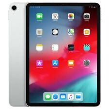 Apple iPad Pro 2018 11 in Wifi + LTE Tablet Argent iOS 12