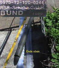 STANGENTEIL Fernsprechtruppe Antenne Bundeswehr Antennenbau Antenna ROD GROUND Y