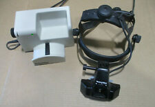 Welch Allyn 12500 Binocular Indirect Ophthalmoscope - With 74341 Power Supply