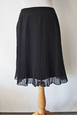 Review Pleated Regular Size Skirts for Women