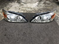 JDM Toyota ALTEZZA SXE10 Lexus IS200 IS300 Head Lights Lamps OEM