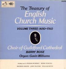 The Choir Of Guildford Cathedral(Vinyl LP)The Treasury Of English Churc-Ex/VG