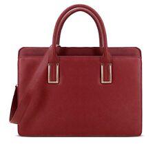 Genuine LYDC Faux Leather Briefcase Handbag Work Bag Shoulder Bag Laptop GL8206
