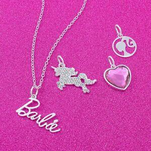 Barbie® Necklace & Pendants Set