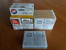 8ud Cartucho Iomega DittoMax 3,7Gb nuevos, new!!!