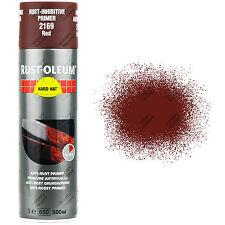 X 1 Rust-oleum Antirouille Corrosion Apprêt Rouge / marron Spray peinture 2169