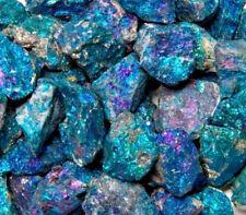 1/2 lb Bulk Lot Raw Rough Natural Chalcopyrite Gemstone Peacock Ore Rock 8 oz