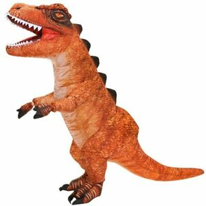 Inflatable Costumes Dragon Dinosaur Halloween Cosplay Party Role Play For Adult