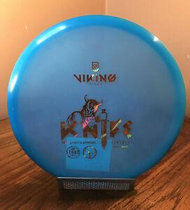 NEW Viking Disc Golf - Storm - Knife - 173g
