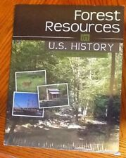 College Textbook Forest Resources in U.S. History by James P. Armstrong WVU New