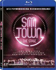 "BoA ""SMTown The Stage"" Kangta Korea concert documentary film Region A Blu-Ray"