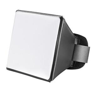 Universal Flashgun Diffuser Softbox for Canon Nikon Speedlite Flash Z