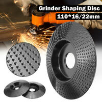 110mm Carbide Wood Sanding Carving Shaping Disc Angle Grinder Grinding Wheel