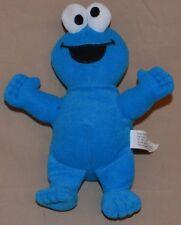 "7"" Cookie Monster Sesame Street Plush Dolls Toys 2009 Mattel Fisher-Price RARE"