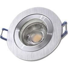 Bi Color | 7W | Dimmbar | LED Bad Einbaustrahler Marina | 220V | IP44 | Warmweiß