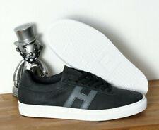 Huf Worldwide Footwear Skate Schuhe Shoes Soto Black Perf Leather 9/42