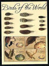 St Vincent Grenadines of Bequia, MNH - Birds  2011 x19798