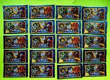 Lego Nexo Knights Serie 1 Trading Card Game 20 Booster mit 100 Sammelkarten