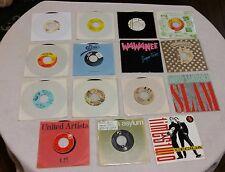 15 (45 RPM) Record Paul Anka Roger Miller Glen campbell UB40 Club Nouveau