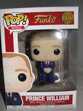 Funko Pop Royal Family Prince William Vinyl Figure-New