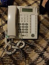TELE-KXT7736-Panasonic KX-T7736 Telephone White