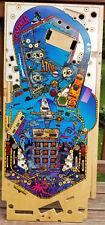NOS Gottlieb Waterworld Pinball Playfield (1995 new old stock)