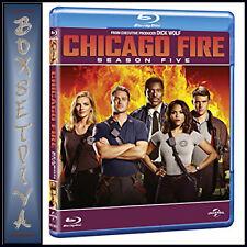 Chicago Fire Season 5 Blu-ray UK BLURAY