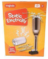 Magnoidz static shocker science kit educational toy physics set for children