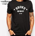 BRONX T SHIRT, NEW YORK CITY, HIP HOP, SWAG, ICONIC, TEE SHIRT